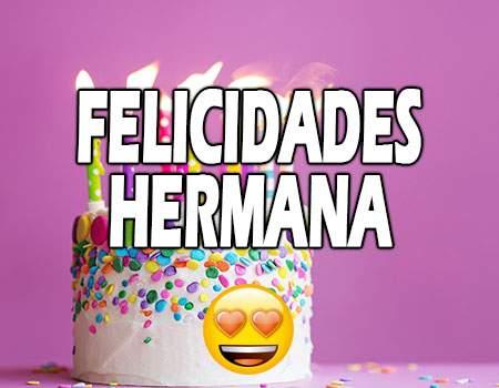 Felicidades Hermana Frases