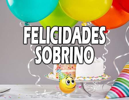 Felicidades Sobrino Frases