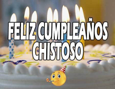 Feliz Cumpleaños Chistoso