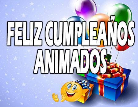 Feliz Cumpleaños Animados