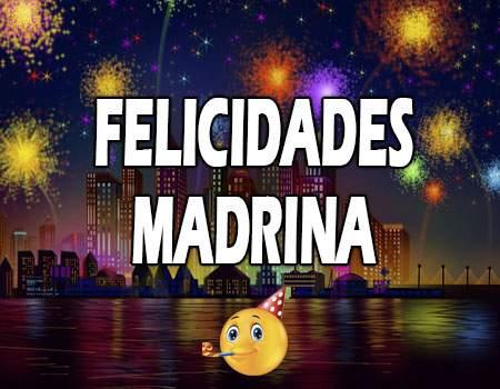 Felicidades Madrina Mensajes