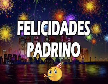 Felicidades Padrino Mensajes