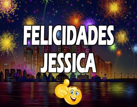 Felicidades Jessica Mensajes
