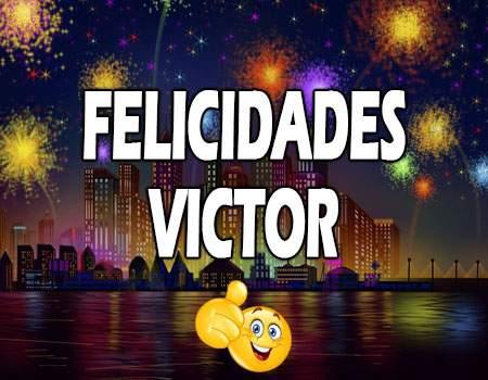 Felicidades Victor Mensajes