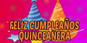 Frases y Mensajes de Feliz Cumpleaños Quinceañera