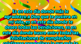 Felicitaciones de cumpleaños cristianas para una amiga
