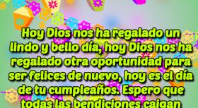 frases de cumpleaños cristianas